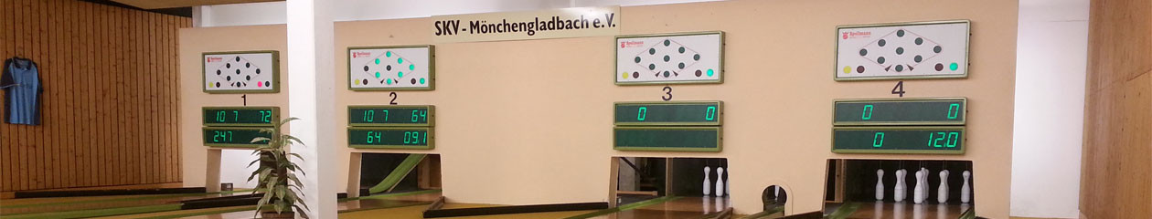 Herzlich Willkommen auf der Homepage des SKV Mönchengladbach e.V.